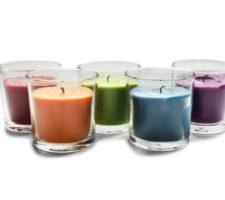EVS Translations candle  XS