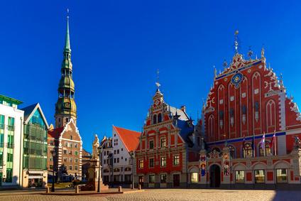 Обединена и силна Латвия