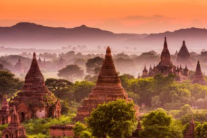 Burmese Traits of Myanmar