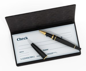 Cheque/Check – Word of the day - EVS Translations