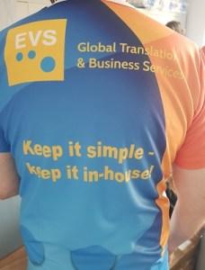 EVS Translations - Keep it simple, keep it in-house