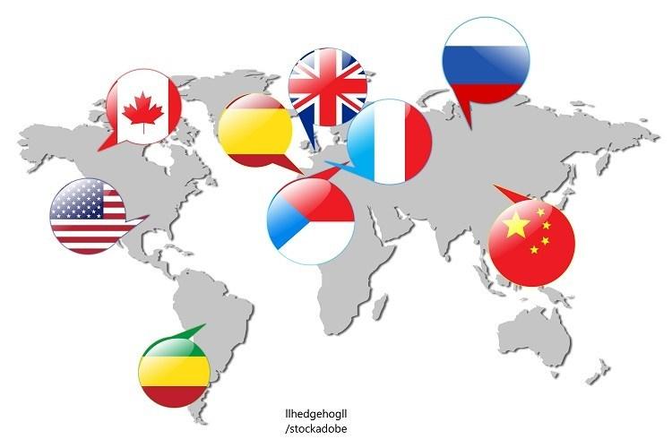 Правилно разбиране на многоезично съдържание - мениджър по маркетинг и комуникации дава идеи