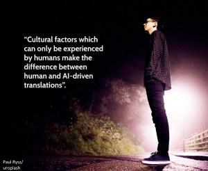 Meet Li. The Chinese Translator Who's Still Ahead of AI - EVS Translations