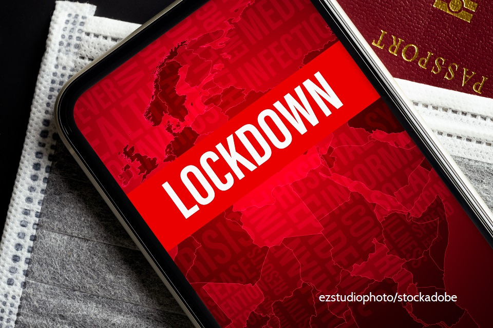 Lockdown – Word of the day – EVS Translations