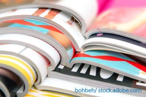 Is offline marketing irrelevant? Not for our US client, which delivers print catalogs in English and Spanish
