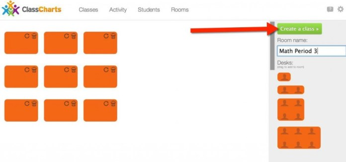 class charts desks1