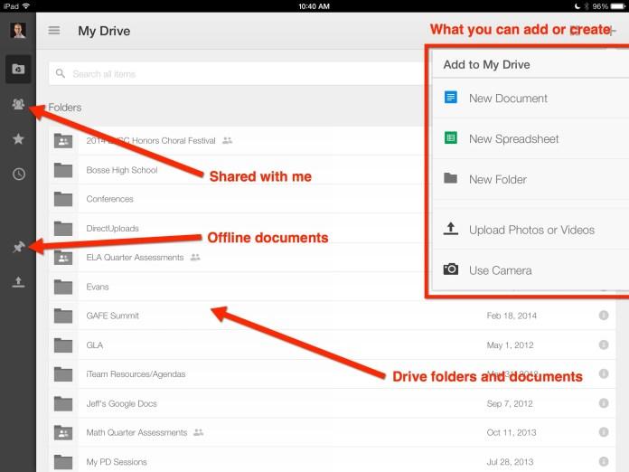 Drive app explained