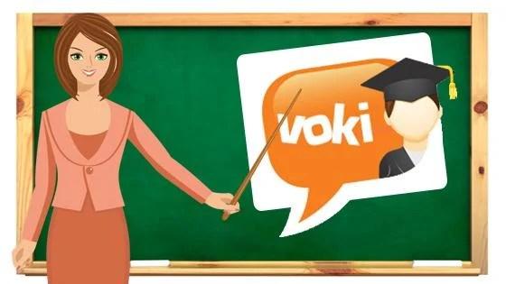 Voki Banner