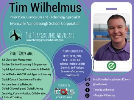 Tim Wilhelmus Speakers Bureau Slide