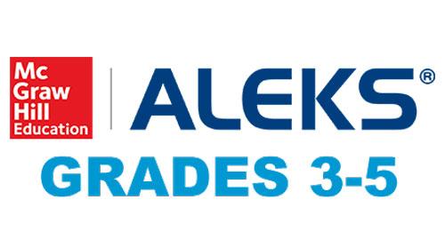 Aleks Grades 3-5