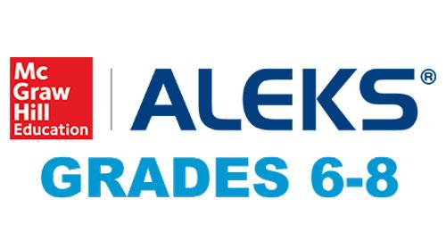 Aleks Grades 6-8