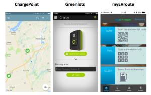 12 NissanConnect charging apps
