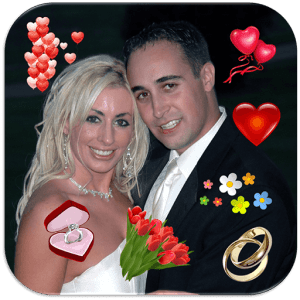 Wedding Photo Camera Icon