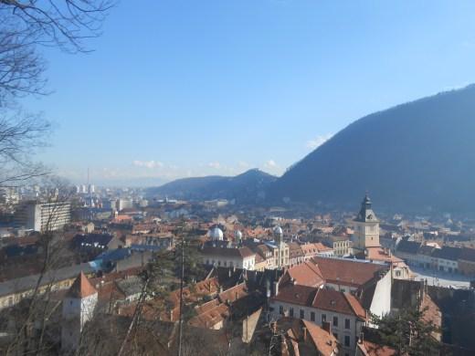 View on Brasov