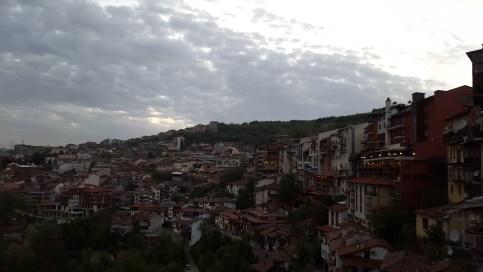 View over Veliko Ternarvo