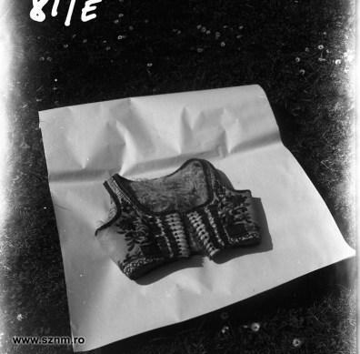 Székely Nemzeti Múzeum archívumából származó kép- Felsőrákosi bunda lajbi