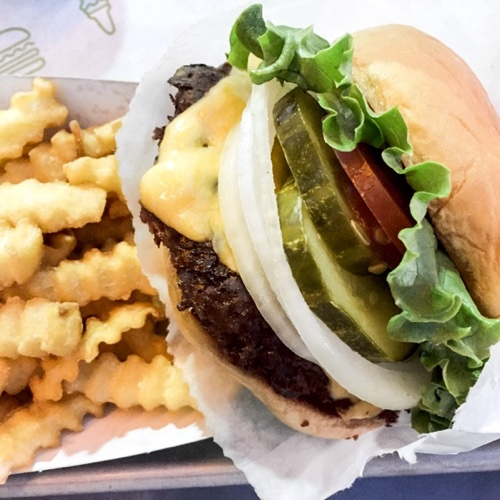 Shake Shack Shackburger