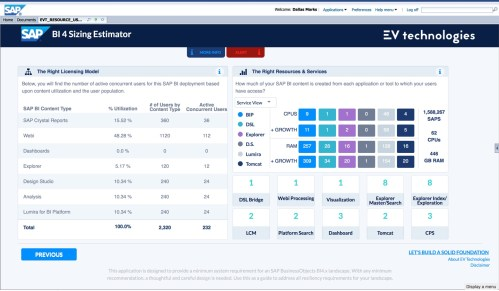 EV Technologies Sizing Estimator (full size)