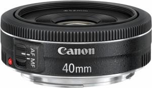 Canon EF 40 f/2.8 stm