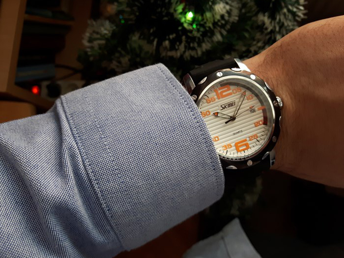 ревю на часовник Skmei