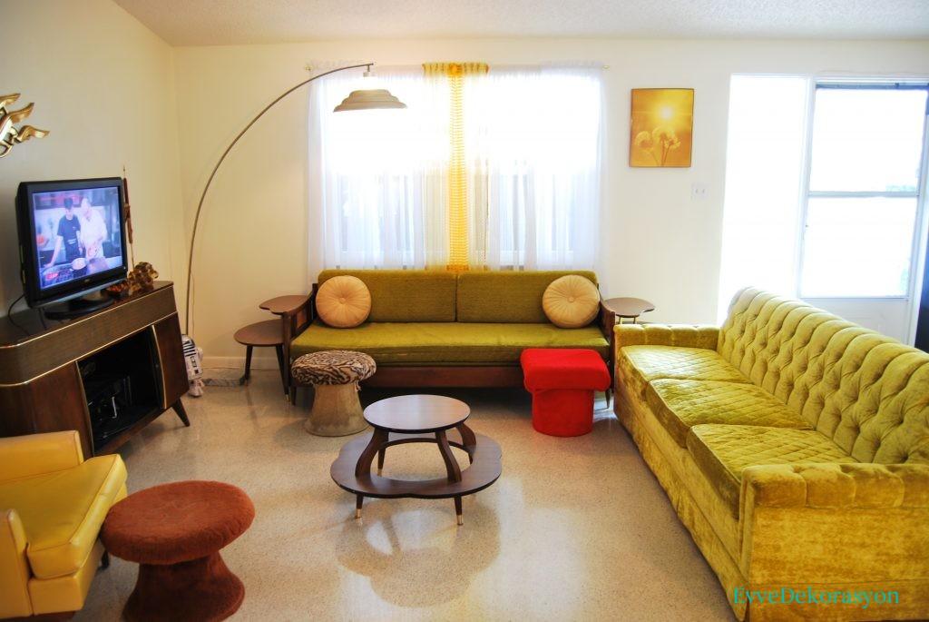 Modern Retro Home Decor