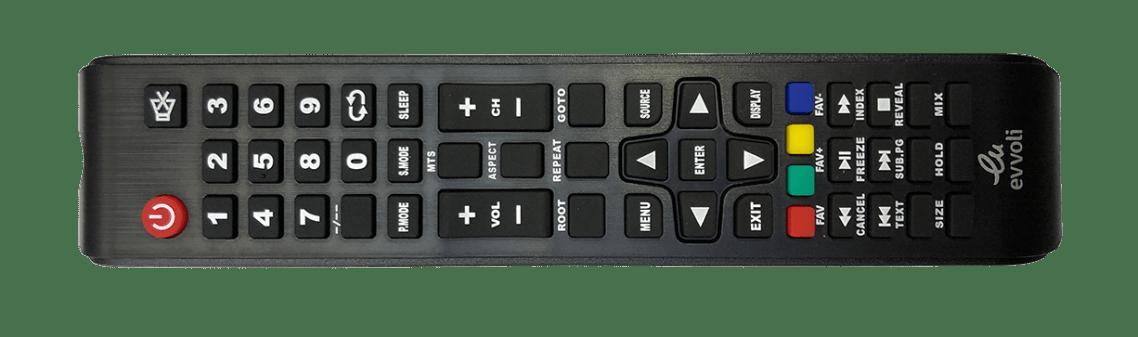 24ev100 remote control