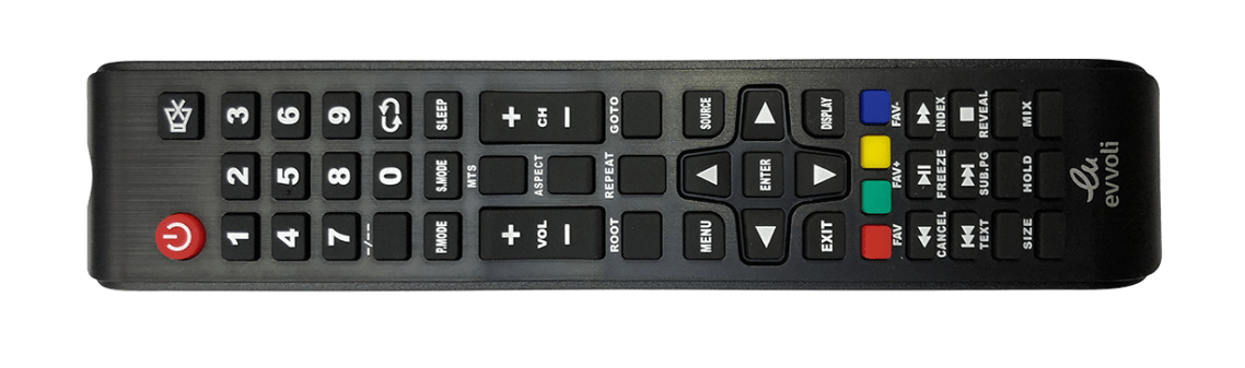 19ev100 remote control