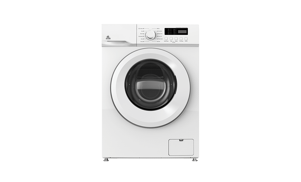 evvoli washing machine EVWMFUNL White