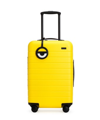 Hardshell Carry-on Luggage in Minion Yellow by Away Travel