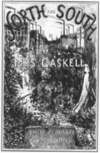 1860 cover, Gaskell's North and South