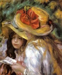 Renoir, Lectrices