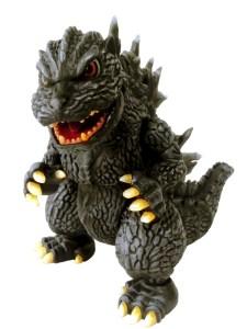 my Godzilla figure