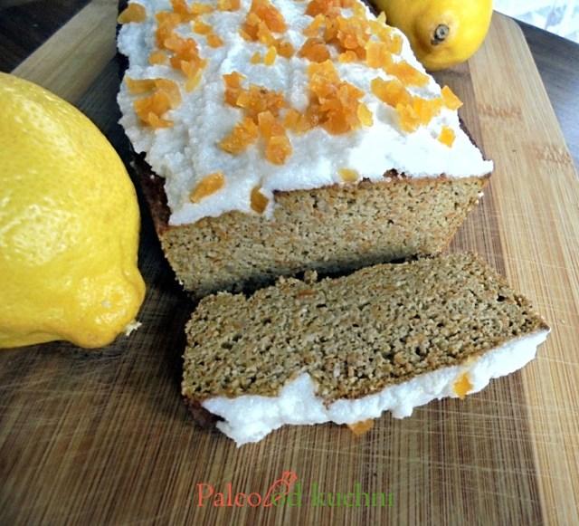 Ciasto marchewkowo-cytrynowe