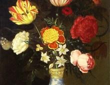 La natura morta con fiori… (1619)