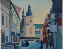 Cityscapes | Kielce, Duza Street