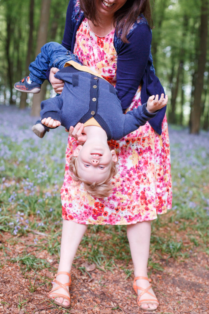 Bluebells session | Family lifestyle photography | Hampshire Photography | Ewa Jones Photography