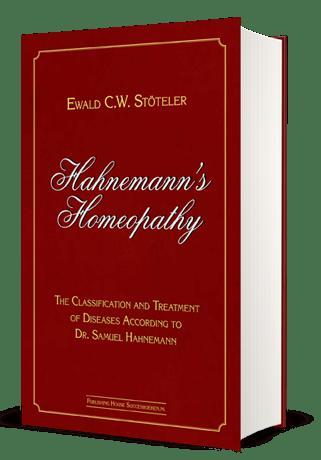 Book Hahnemann's Homeopathy