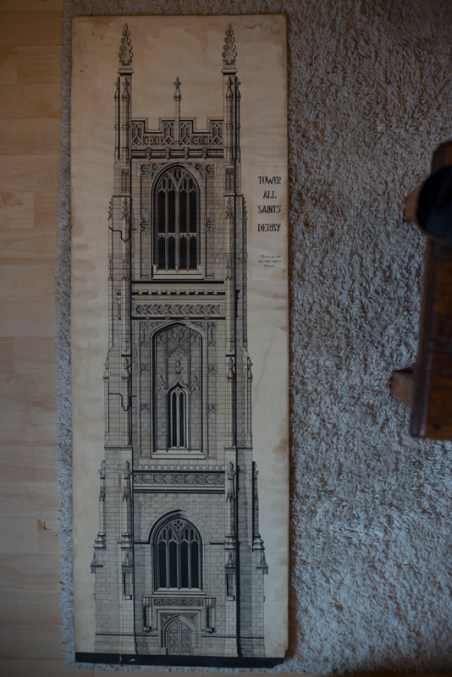 Derby Cathedral Tower - After