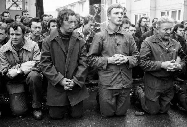 Stocznia Gdańska `sierpień 1980