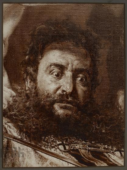 Jan Matejko - Wielki Mistrz Zakonu Krzyżackiego, Ulryk von Jungingen