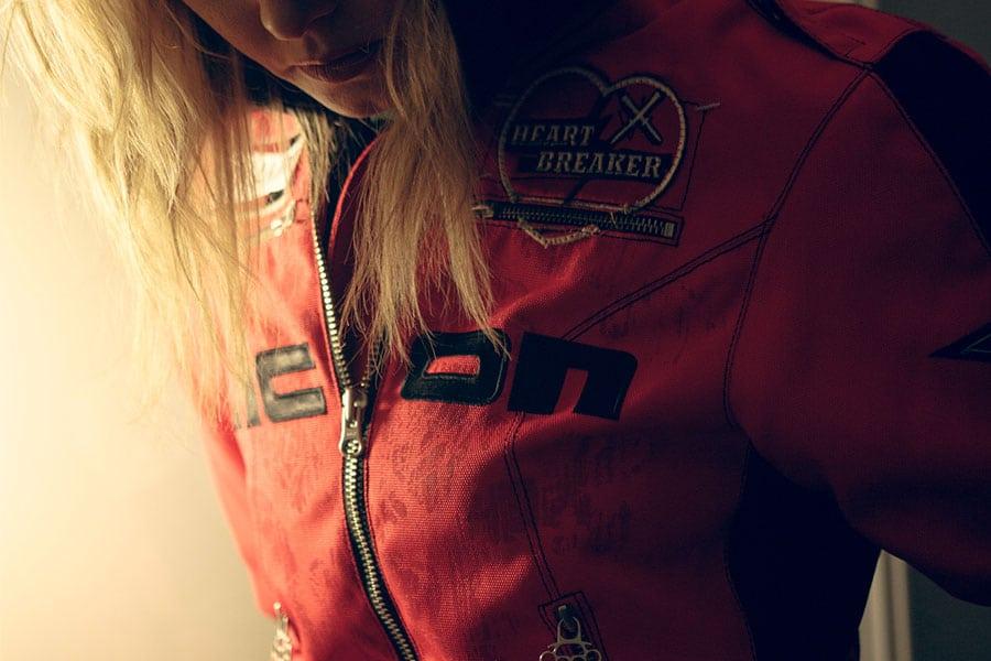 Icon Hella Heartbreaker Jacket