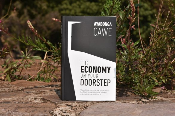 The economy on your doorstep - book cover