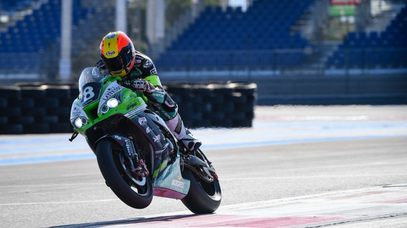 Team Bolliger Kawasaki: Suchet leaves, Stamm to retire after Suzuka