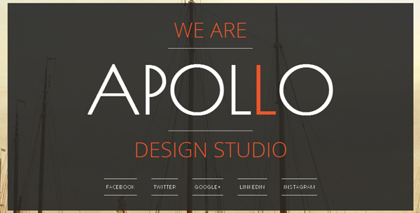 Apollo - Responsive Animated Template