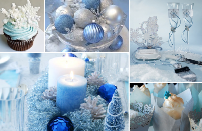 Beautiful Winter Wedding Theme Ideas | eWedding