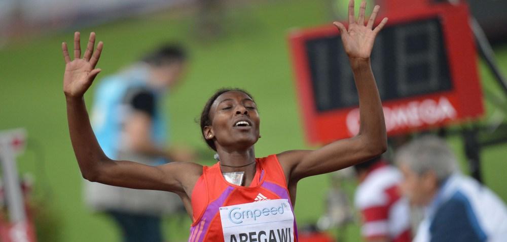 London 2012: Ethiopian Olympic Team  (2/6)