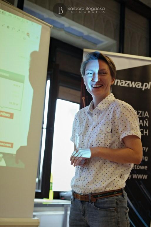 Szkolenie z WordPress dla Freedomowni w Google for Entrepreneurs