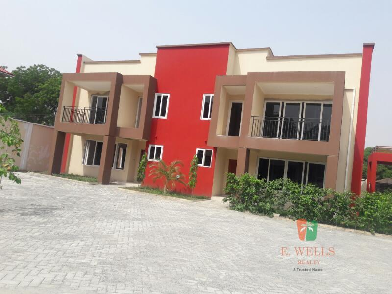 3 Bedroom Town House for Sale At Cantonments