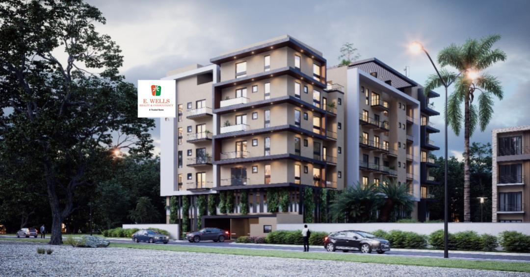 1, 2 and 3 Bedroom Apartments For Sale at Cantonments