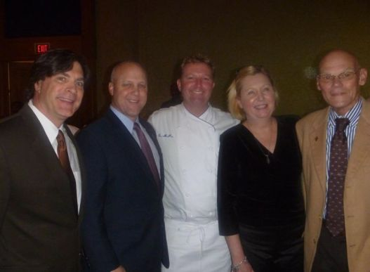 Giving Back: NOLA Chefs' Aid for the Philippines ewell smith